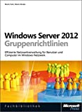 Windows Server 2012- und Windows 8-Gruppenrichtlinien