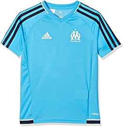 segunda equipacion Olympique de Marseille manga larga