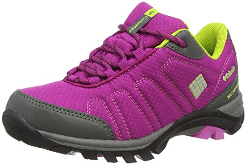 Columbia Mädchen Youth Firecamp Sledder Waterproof Pink (Razzle 581Razzle 581)