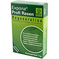 Regenerations-Rasen EXPONA Rasen - Rasensaat 40m² I Einsaat und Nachsaat
