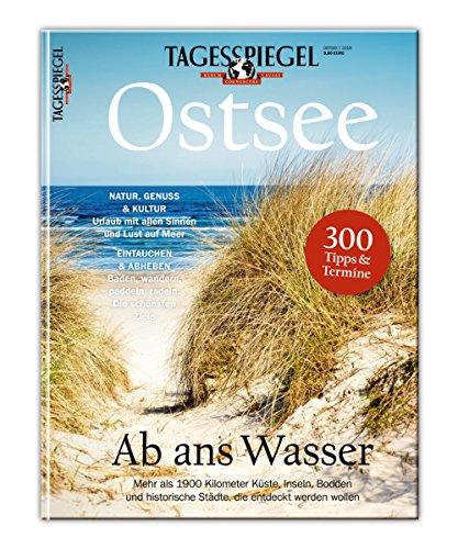Ostsee: Tagesspiegel Sonderheft 2018/ 2019