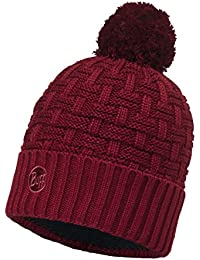 Original Buff - Knitted & Polar Hat Solid Unisex Adulto, talla unica, color Airon