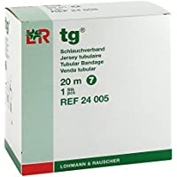 TG Schlauchverband Größe 7 20 m Weiß, 1 St preisvergleich bei billige-tabletten.eu