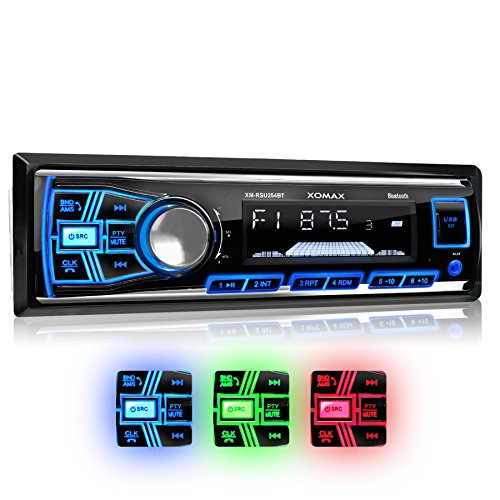xomax-xm-rsu254bt-car-stereo-with-bluetooth-hands-free-function-without-cd-drive-led-colours-blue-gr