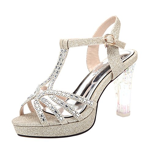 fq-real-womens-summer-stylish-crystal-decorated-block-heel-t-strap-buckle-sandals-45-ukgold
