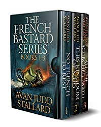 The French Bastard Series Boxset: Books 1–3
