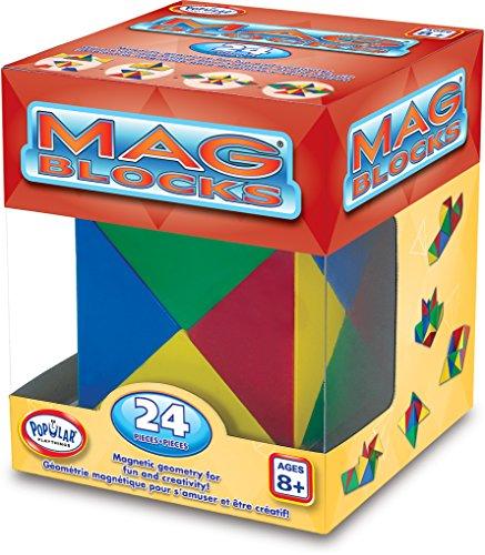 Beliebtes Spiel auseinanderzuhalten Mag Blocks 24 gebraucht kaufen  Wird an jeden Ort in Deutschland