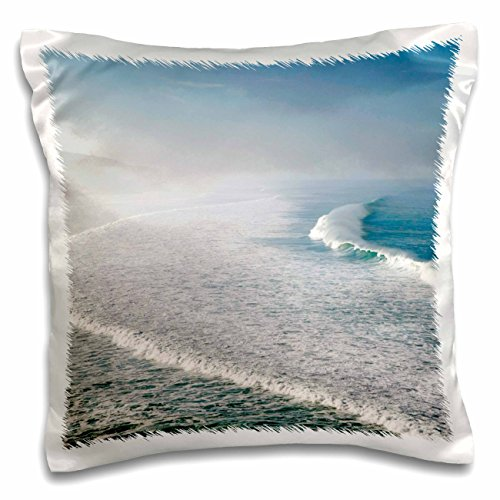 Danita Delimont - Tides - MOROCCO, TAGHAZOUTE: Atlantic Coast, Tides-AF29 WBI1443 - Walter Bibikow - 16x16 inch Pillow Case (pc_75645_1)