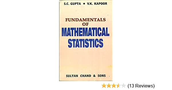 enpaali - Applied statistics gupta and kapoor