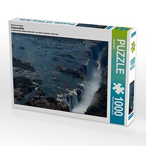 Ein Motiv aus dem Kalender Victoriafälle 1000 Teile Puzzle quer Preisvergleich