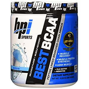 51Jf  4hiaL. SS300  - BPI Sports 30 Servings Best BCAA Arctic Ice