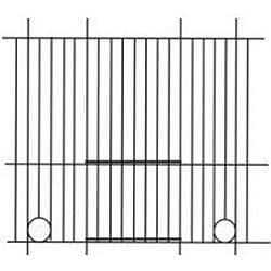 Pennine - Parte frontal de jaula para pájaros (61 x 30,5 cm/Variado)