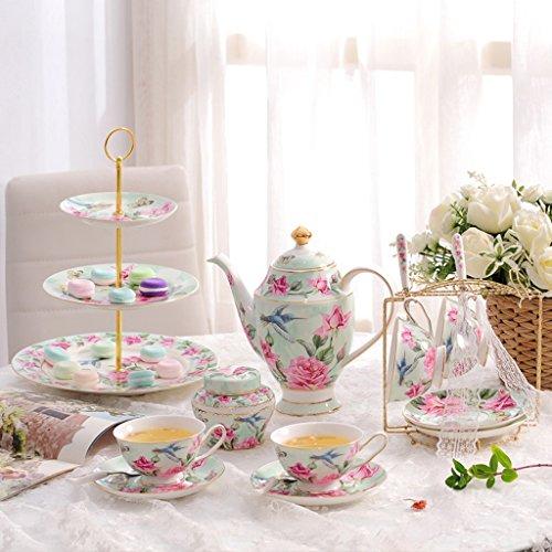 11 tasses de café / 6 tasses 6 disques 1 tasse de fruits 1 tasse de café 1 tasse / set de thé / tasse à café maison (2 couleurs en option) ( couleur : A )