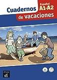 Cuadernos de vacaciones A2: libro + CD