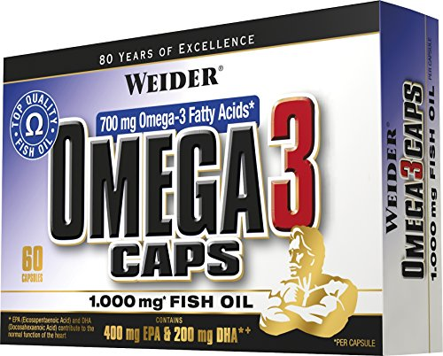 Weider Omega 3 Caps