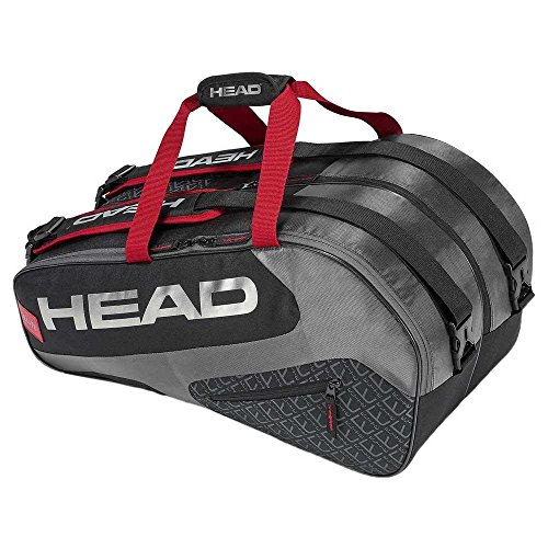 1. Paletero Head Elite Padel Supercombi