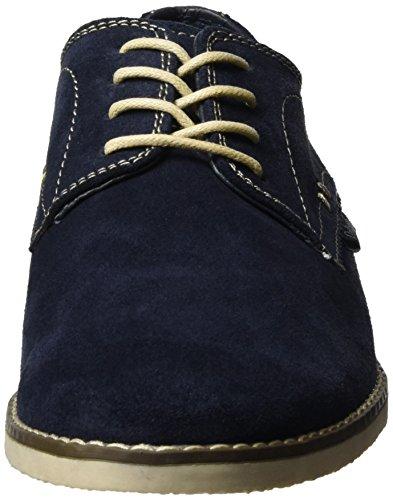 Refresh 63215, Chaussures à lacets homme Bleu Marine