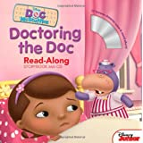 Doc McStuffins Read-Along Storybook and CD Doctoring the Doc-