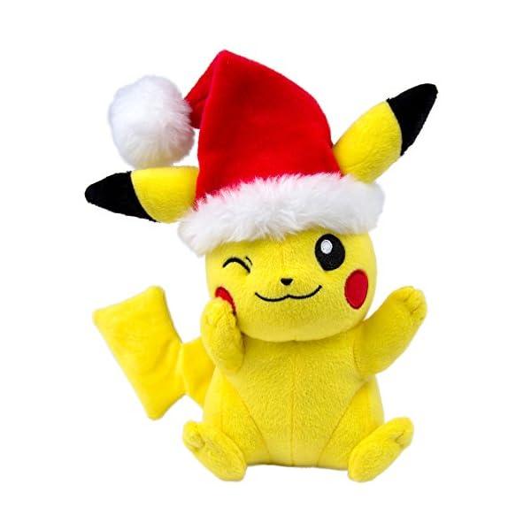 100% di soddisfazione vendita più economica nuovi stili Tomy peluche di Pikachu, Pokémon di alta qualità, peluche per giocare e da  collezionare, dai 3 anni