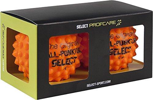 Select Ball-Punktur, 2er Set, Umfang: 28 cm, orange, 2453900666 -