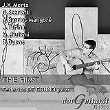 Kayboard Sonata in A Major, K. 74. Allegro (Arr. for Guitar)