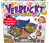 Goliath 76111 - Verblickt, Partyspiel für Jung und Alt, Begriffe zeichnen und erraten, Lustiges Zeichenspiel für die ganze Familie, ab 7 Jahren -