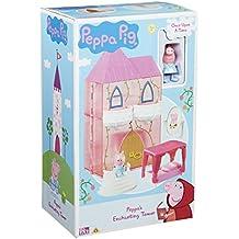 Peppa Pig - Playset con diseño Encantadora torre (CIFE 5757)