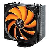 Arctic Freezer 33 Penta - Semi-passiver Tower CPU Luftkühler, Prozessorlüfter für Intel und AMD Sockel bis 320 Watt Kühlleistung, Cooler mit 120 mm PWM Lüfter - Leise und Effizient