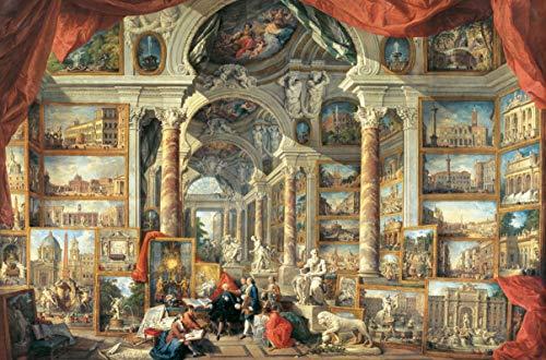 Ravensburger-17409-Panini-Vedute-di-Roma-Modern-5000-Teile-Puzzle-153×101-cm