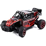 Coche Rc Red Knight Off Road Truck 4x4 1:18 RTR