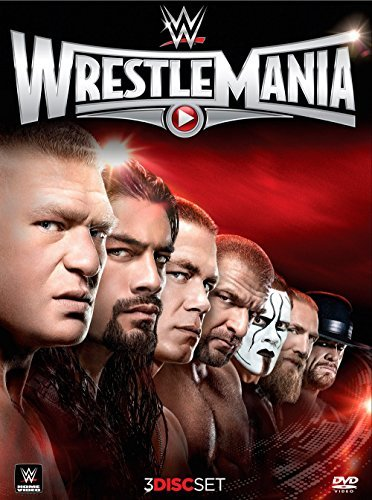 WWE: WrestleMania 31 by John Cena - Wwe-wrestlemania
