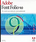 Adobe Font Folio 9.0 (Mac/PC)