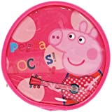 Peppa Pig Round Purse Coin Pouch, 8 cm, Pink