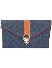 Kézitáska Women Top Handle Satchel Handbags Shoulder Bag Top Purse Messenger Tote Bag Travel Duffle Bag - B077CRFBVB