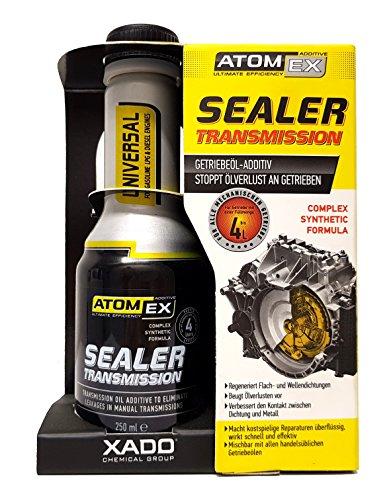 XADO ATOMEX ingranaggi della perdita di olio di arresto Guarnizione per cambio manuale Leck Eliminazione