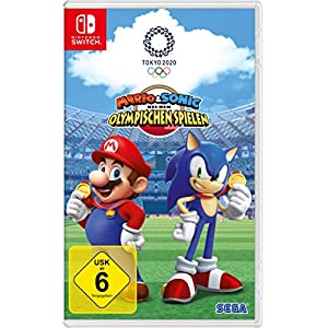 Mario & Sonic at the Olympic Games Tokyo 2020 Twister Family DE