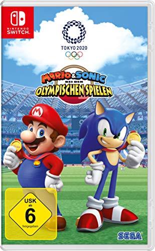 Mario & Sonic bei den Olympischen Spielen: Tokyo 2020 [Nintendo Switch] -
