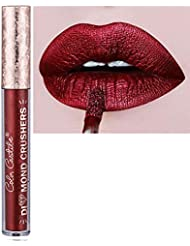 ROPALIA Glitter Lip Gloss Metallic Matte Shimmer Liquid Lipstick Beauty Cosmetic