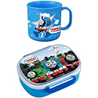 Thomas the Tank Engine Sets Sold Together - 3D Lunch Case and Cup by Thomas the Tank Engine