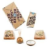 Reishunger Indisch Curry Box - Original Zutaten bester Qualität - Für bis zu 4 Personen - Ideal als Geschenk