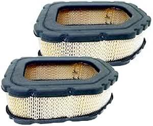 Kohler 2 Pack 32 083 03 S Engine Air Filter For Ch18 Ch25 Cv18 Cv25 Ch730 Ch740 And Cv675 Cv740 Garten