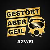 Gestört Aber Geil: #zwei (Limited Vinyl Edition) [Vinyl LP] (Vinyl)