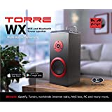 Psyc Sumvision Torre WX altavoz Wifi & Bluetooth para iPhone/iPad/Samsung Galaxy (con radio, Internet Radio, Multi Room