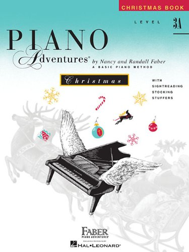 Piano adventures christmas book piano