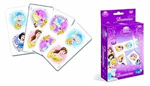 Modiano Disney - Dominó, diseño de Princesas Disney Importado de Italia