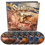 Swedish Empire Live (Earbook inkl. Buch, 2 Blu-rays, 2 DVDs, live-CD + Bonus DVD)