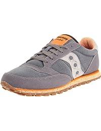 official photos 4147c 67922 SAUCONY ORIGINALS Sneakers Jazz Lo PRO Vegan Charcoal Orange EU 40