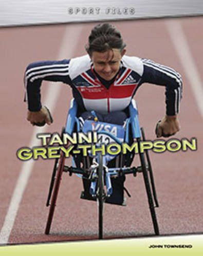 Tanni Grey-Thompson (Sport Files) por John Townsend