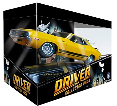 Driver San Francisco Xbox 360 - Driver San Francisco - édition collector [import