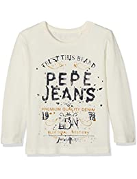 Pepe Jeans Pb501398, Top à Manches Longues Garçon